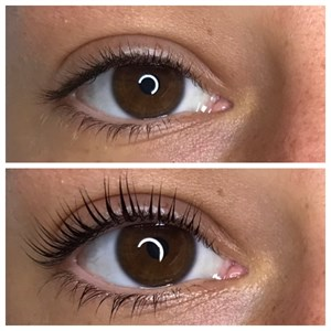 Eyelash Lift Photo